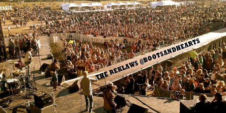 The Reklaws at Boots and Hearts 2013