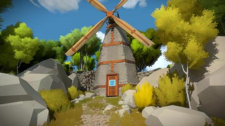 The Witness will render at 1080p with 60fps on PS4