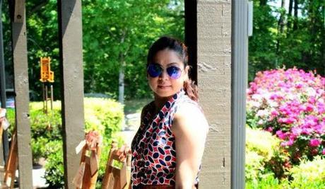 MY TRAVEL DIARIES-  FASHION  SERIES