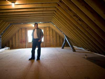Convert Your Attic Into Your Favorite Room Paperblog