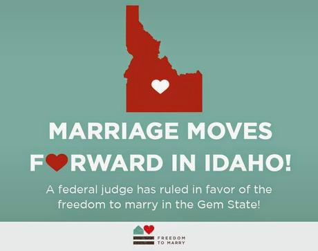 Another State Falls In The March Toward Marriage Equality