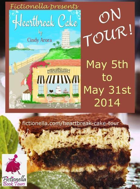 Book Review: Heartbreak Cake by Cindy Arora