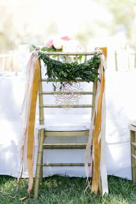 Wedding Inspiration {Bohemian Garden}