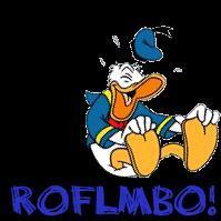 rofl donald duck