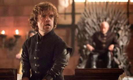 game of thrones — all dinklage, all the time