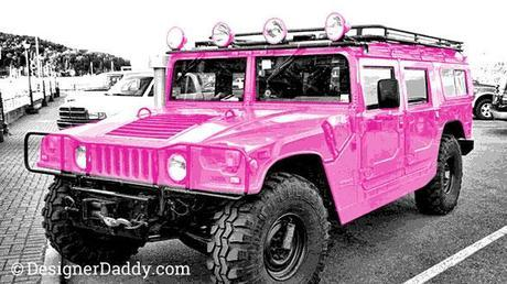 manliest stuff on planet earth - gay hummer