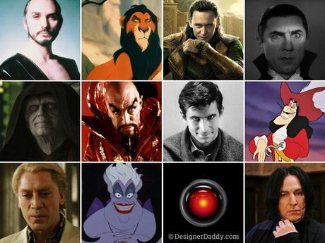 manliest things on planet earth, gay villains