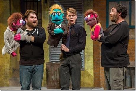 Review: Avenue Q (Mercury Theater)