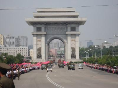 national day pyongyang