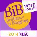 VOTE FOR ME BiB 2014 VIDEO
