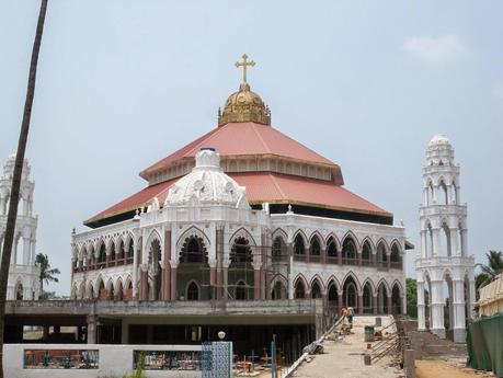 Divine Ambience of Edappally St George Church