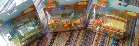 All aboard the Dinosaur Train with TOMY