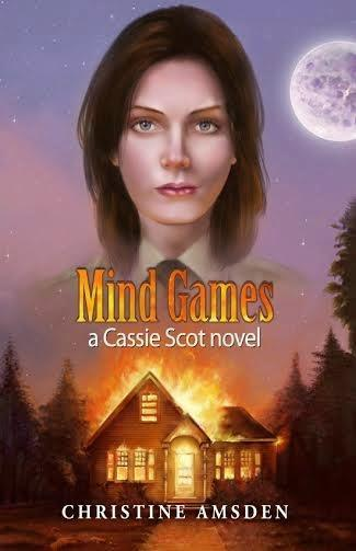 MIND GAMES BY CHRISTINE AMSDEN-FEATURE AND REVIEW