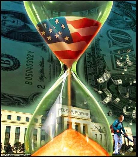 Fed Reserve Laundering Purchases Through Belgium To Hide US Downfall - Dr. Paul Craig Roberts