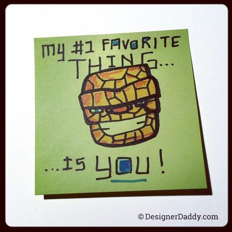 superlunchnotes - the thing