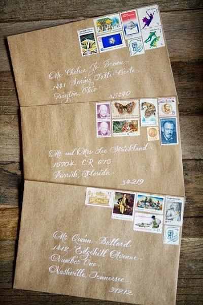 Vintage Postage Stamps For Your Envelopes Paperblog