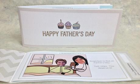 Dad Will Love His Customized Father's Day Coupon Book from Datevitation.com (Discount Code + Giveaway)!