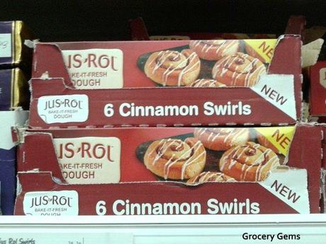 Jus Rol Cinnamon Swirls Jus-rol Cinnamon Swirls Who