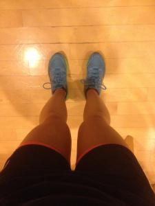 running gear legs