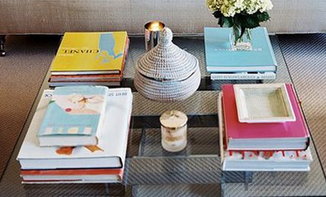 Answering Reader Questions Part 4; How To Style a Coffee Table