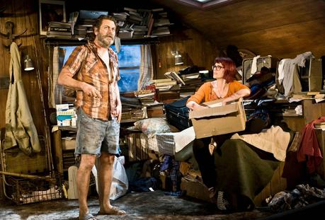 Nick Offerman and Megan Mullally Play Exes in Annapurna