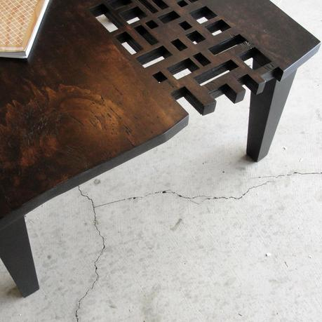 AD Block Coffee Table