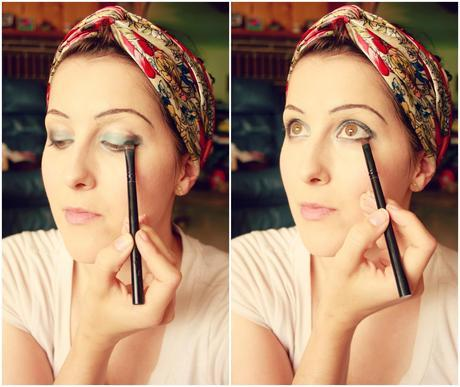 How To: Authentic 1920′s Flapper Makeup - Paperblog