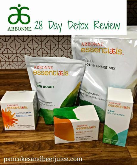 Enough with the Sweet Stuff: I Survived (and Loved!) the Arbonne 28 Day Detox Boot Camp