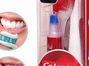 Colgate Optic White Toothbrush Built-In Whitening