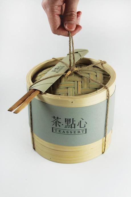 Chinese-Teassert-packaging-design