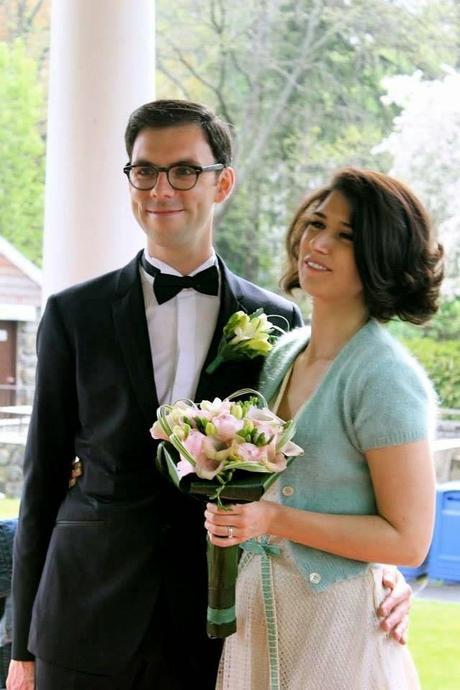 un mariage juste parfait!