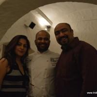 Pooja Sharma, Chef Sujan Sarkar, Pawan Soni