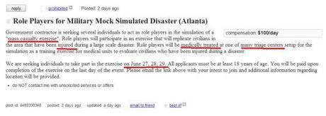 Atlanta Craigs List Ad