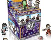 GUARDIANS GALAXY Mystery Minis from Funko