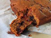 Melissa Clark's Sticky Cranberry Gingerbread
