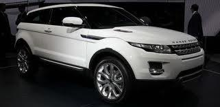 New SUV of the Day: Range Rover Evoque