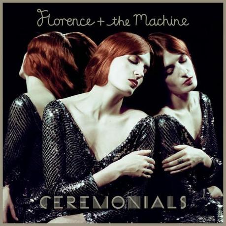 florenceceremontals 550x551 FLORENCE + THE MACHINES CEREMONIALS [8.2]