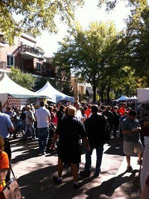 Fall for Greenville 2011