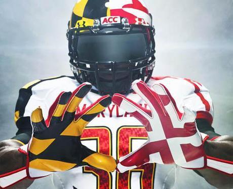 Foozbawww Friday - NCAA uniforms