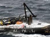 Dismasting Volvo Ocean Race