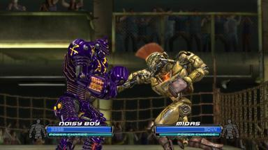 Real Steel Movie playsets and role playing games #RPG