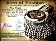 Army of Fashion-Benefit Show