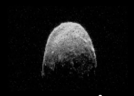 Asteroid 2005 YU55 in Near Miss with Earth: Doomsday ...