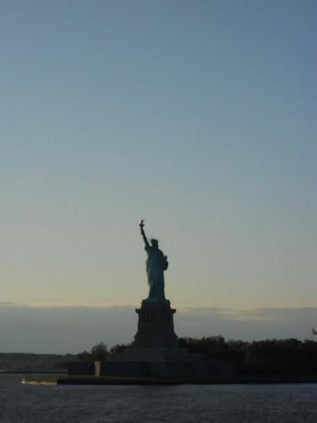 Seeing the Statue of Liberty for Free