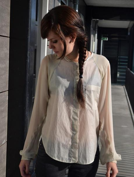 The Silk Blouse