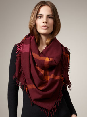 Randi Corbo Fashion Corner- FALL SCARVES TRENDS