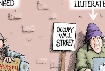 Anti occupy wall street movement essay