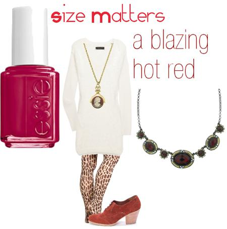 ESSIE Size MattersCocktail Bling: Winter Nail Polish Colors