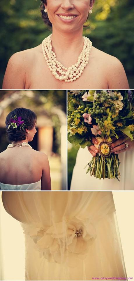 Ideas on Wildflower Wedding Inspiration