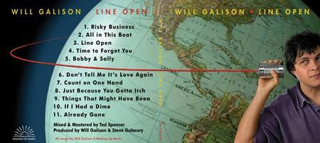 Will Galison: Line Open